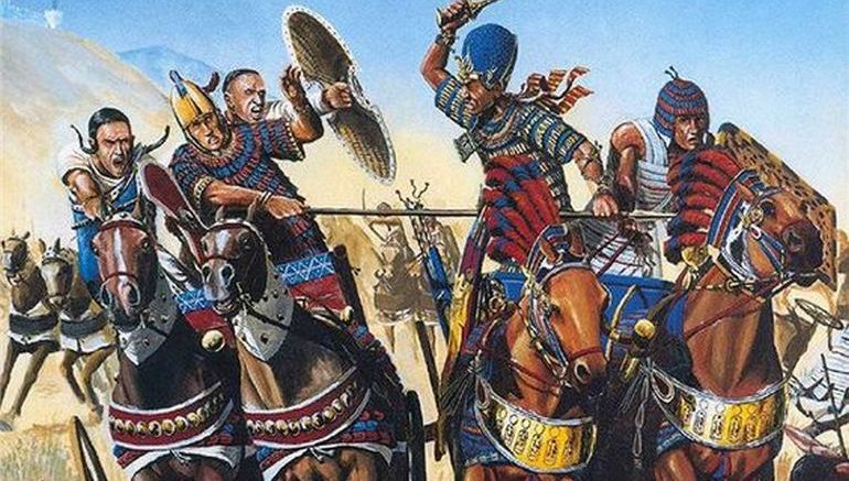 10-facts-hittite-warriors-bronze-age