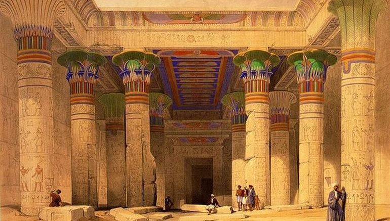 Animation Reconstructs The Ancient Egyptian Temple Complex Of Philae