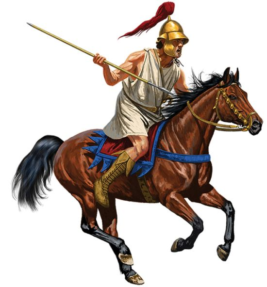 ancient macedonian army_alexander army_9
