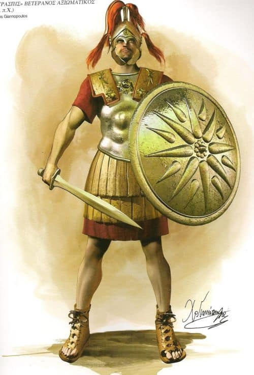 ancient macedonian army_alexander army_3
