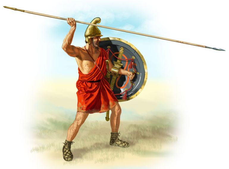ancient macedonian army_alexander army_6