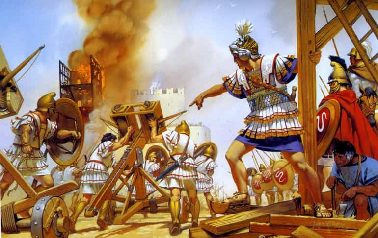 ancient macedonian army_alexander army_7