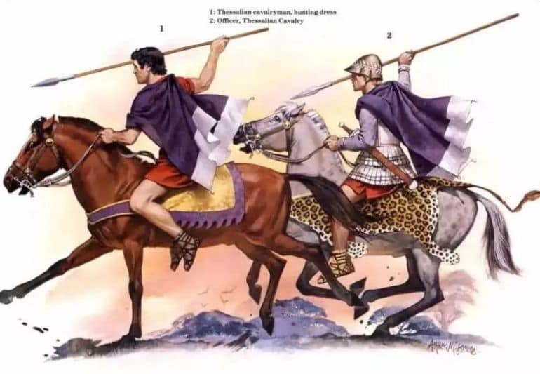 ancient macedonian army_alexander army_8
