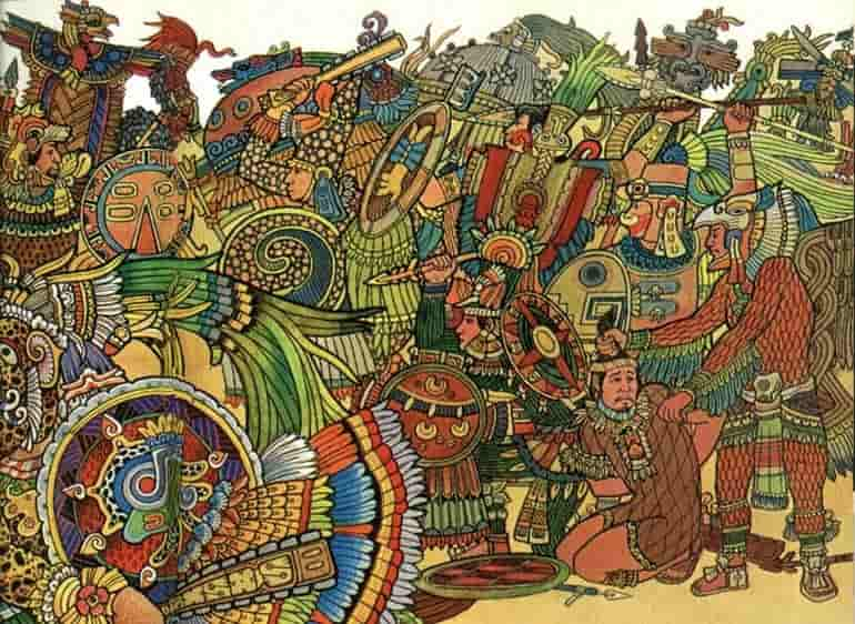 History Of The Aztec Warriors The Grim Fighters Of Mexico