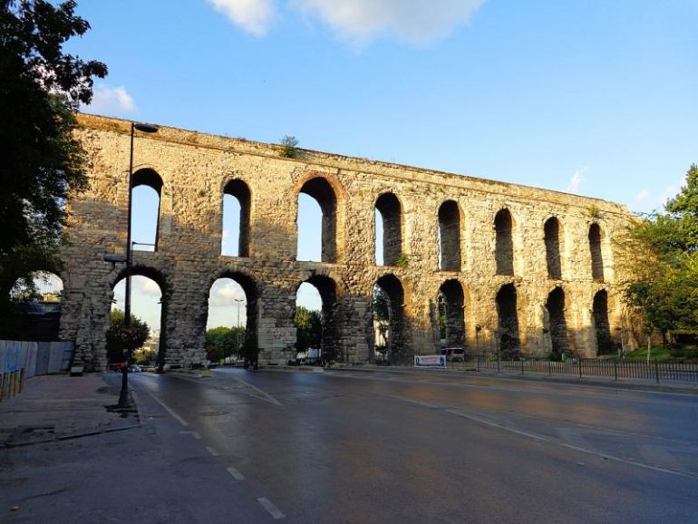 aqueduct-valens_constantinople_animation
