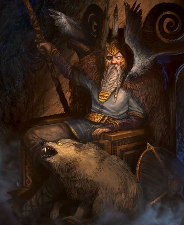 12 Major Norse Gods And Goddesses You Should Know About