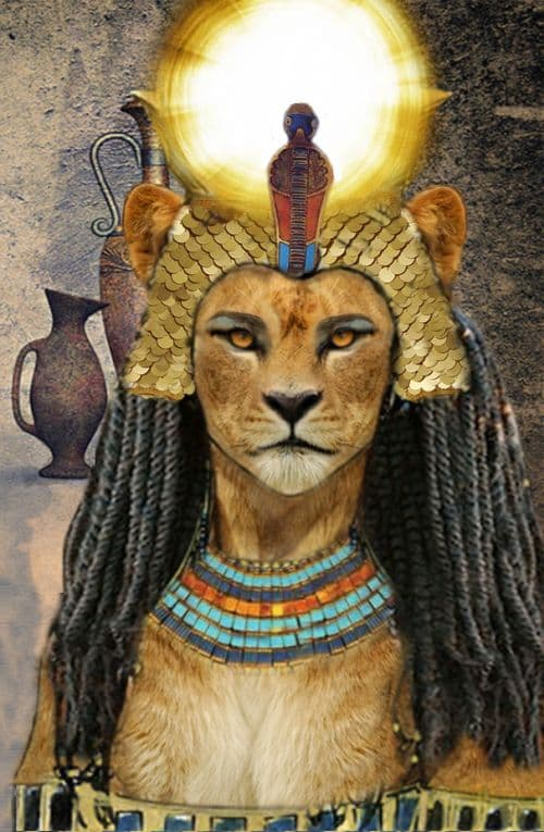 Hathor by LarsRune | Egyptian gods, Ancient egyptian gods |Egyptian Love God