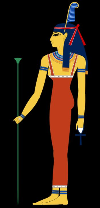 egyptian gods_Ancient Egyptian gods_gods_Egyptian goddess-11