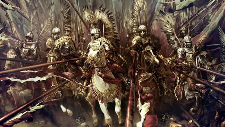 polish winged hussars_polish hussars