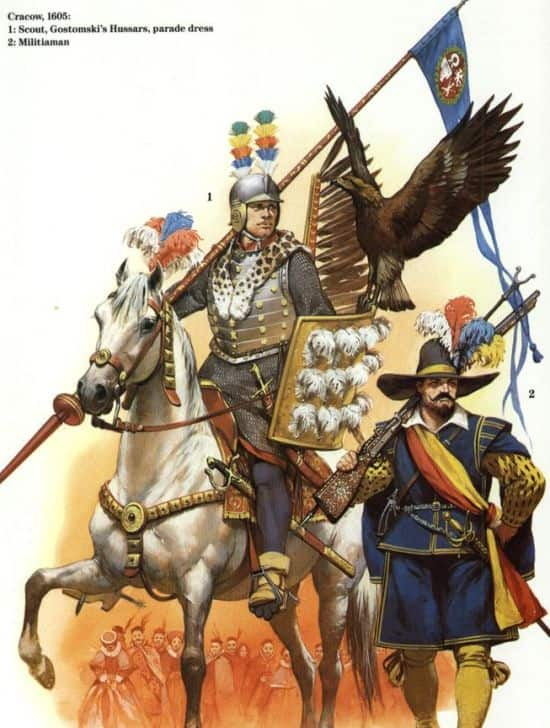 polish winged hussars_polish hussars_13