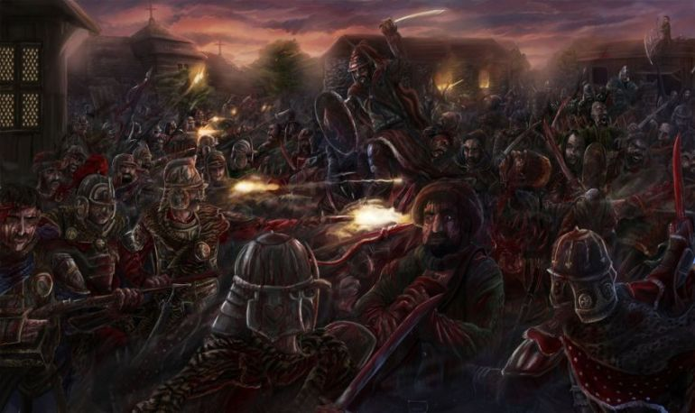 polish winged hussars_polish hussars_16
