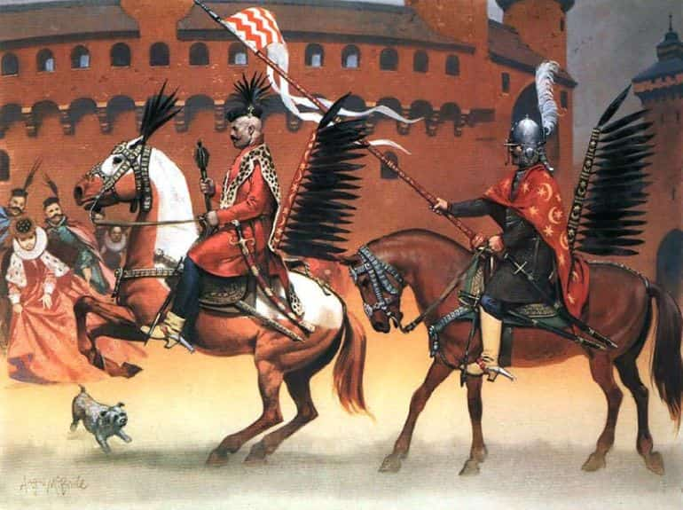 15 Things You Should Know About The Polish Winged Hussars
