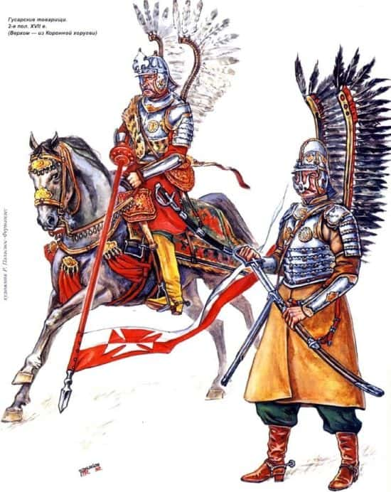 polish winged hussars_polish hussars_9