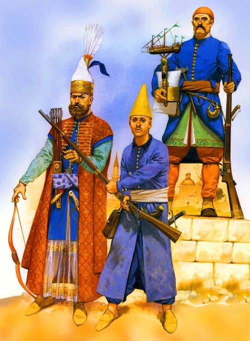 History Of The Janissaries: 15 Things You Should KnowOttoman Empire Janissaries