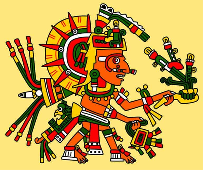 Aztec Women and Goddesses