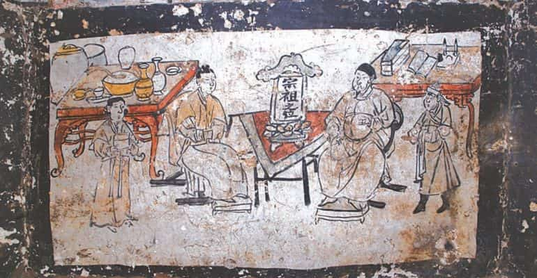 Mongol-China-Tomb-Murals-3