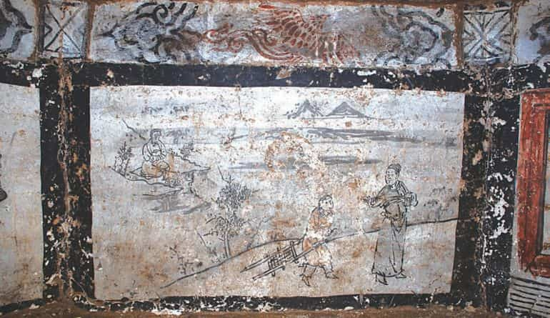 Mongol-China-Tomb-Murals-4