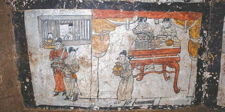Mongol-China-Tomb-Murals-8