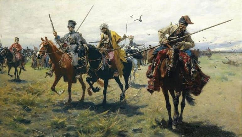 cossacks_cossack