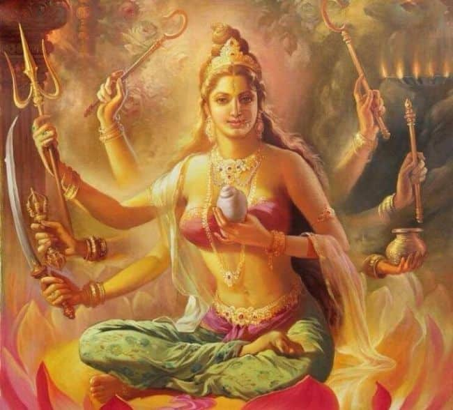 15 Major Ancient Hindu Gods And Goddesses You Should Know About