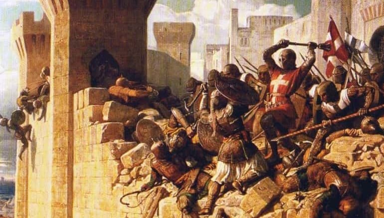 Crusades 15 Things You Should Know About The Medieval