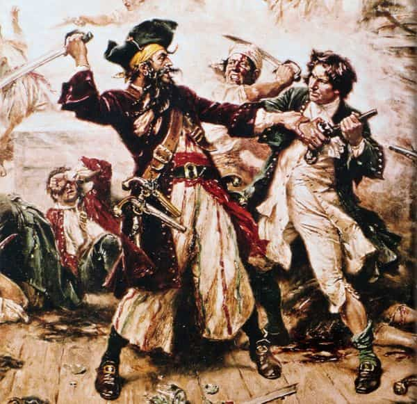 Pirates_history of Pirates