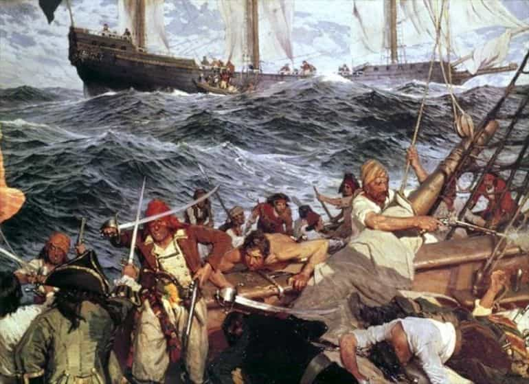 10 things you should know about the History of Pirates