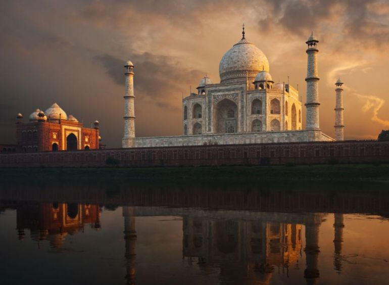 6 Interesting Things You Should Know About The Taj Mahal