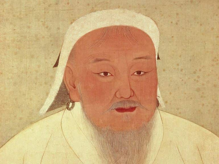 Genghis Khan_biography