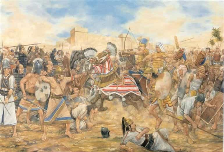 Ramesses II: Biography And Reconstruction Of The Warrior Pharaoh